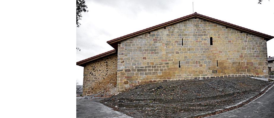 Caser o hormaetxe atelier80 estudio de arquitectura arquitectos en bilbao vitoria gasteiz y - Arquitectos en vitoria ...