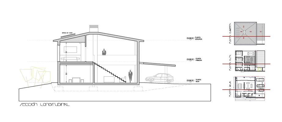Caser o atutx goikoa atelier80 estudio de arquitectura arquitectos en bilbao vitoria - Arquitectos en vitoria ...