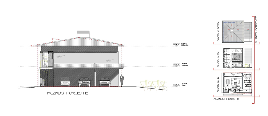 Caser o atutx goikoa atelier80 estudio de arquitectura - Estudios de arquitectura bilbao ...